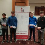 We support and sponsor the Lancashire Junior Tour (golf)