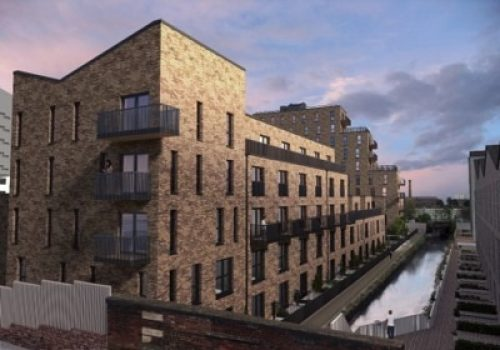 Islington Wharf Apartments - Phase 3, Manchester