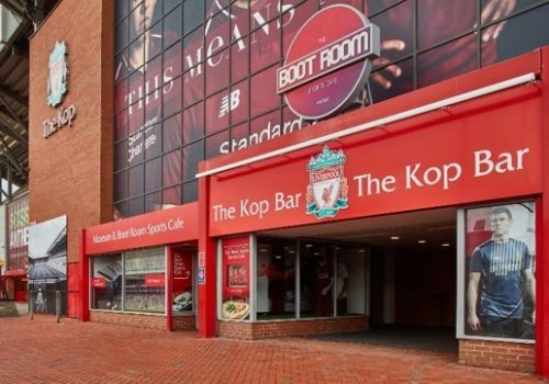 Liverpool Football Club - Kop Bar2