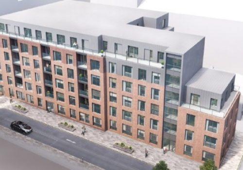 Simpson Street Apartments, Manchester