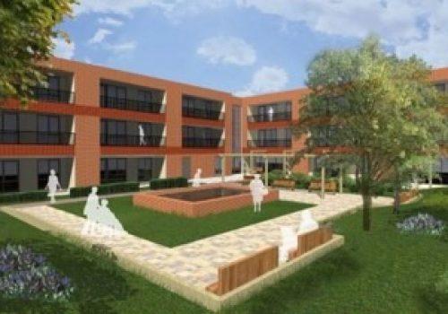 Worsley, Bourke Gardens, Extra Care Facility
